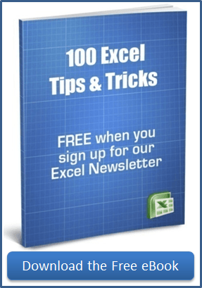 Excel Tips & Tricks E-Book