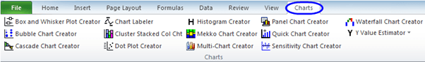 excel chart add-ins