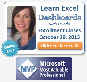 Learn Excel Dashboards
