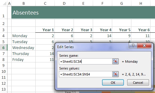 Excel Cursor arrow keys working