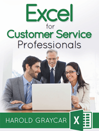 Excel for Customer Service Course