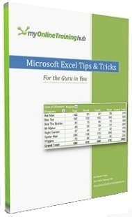 Excel Tips & Tricks Book