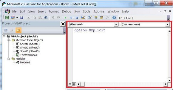 how to change the name of a module in vba